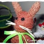Zajączek i kurczaczki Wielkanocne