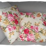 Kwieciste poszewki na poduszki