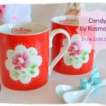 Candy- do wygrania kubki Cath Kidston