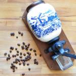 Wiszący młynek do kawy