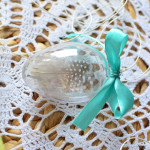 Plastikowe jajka DIY